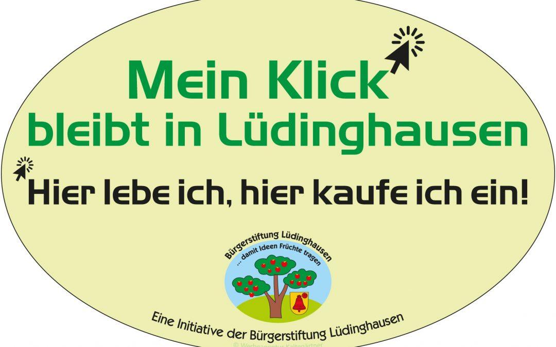 Mein Klick* bleibt in Lüdinghausen. Hier lebe ich, hier kaufe ich ein