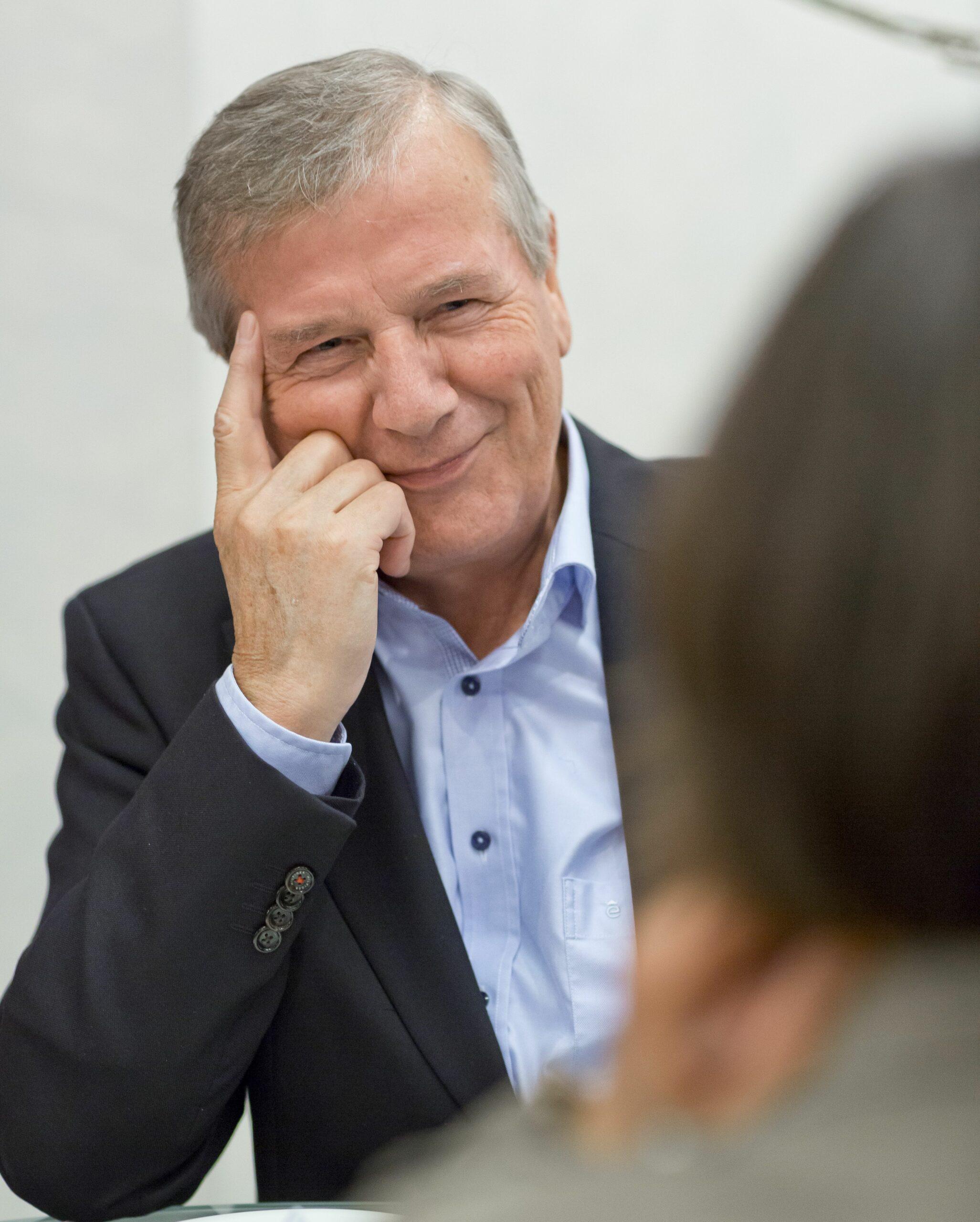 Nachruf Prof. Dr. Norbert Lütke Entrup